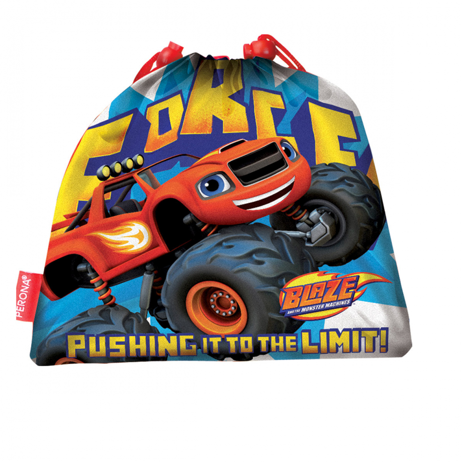 Saquito Blaze and the Monster machines Limit