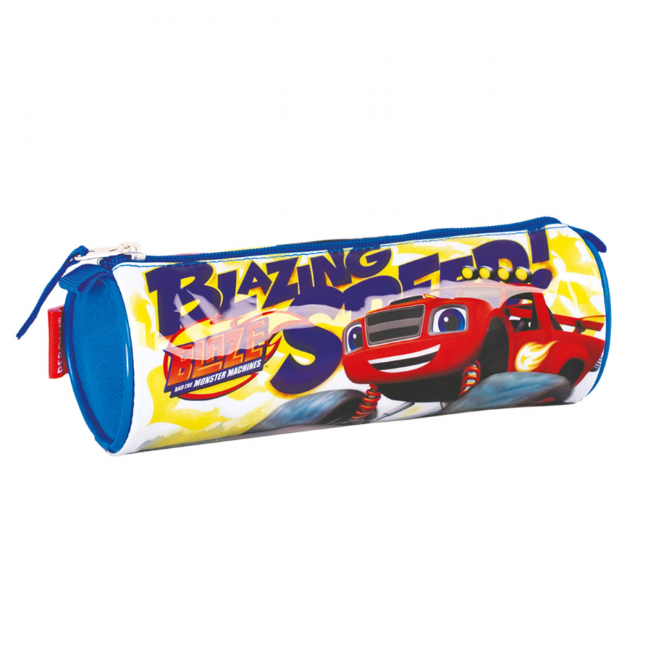 Estuche Tubo Blaze and the Monster machines Speed