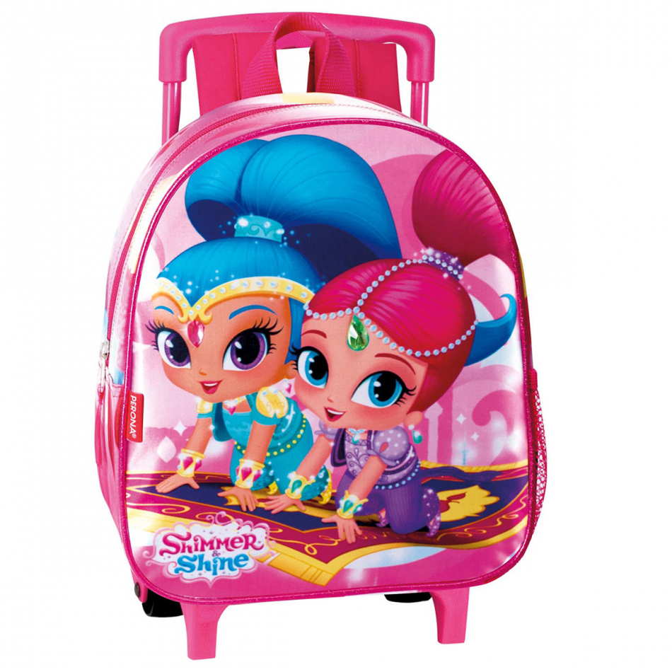 Carro guardería Shimmer y Shine Jewel