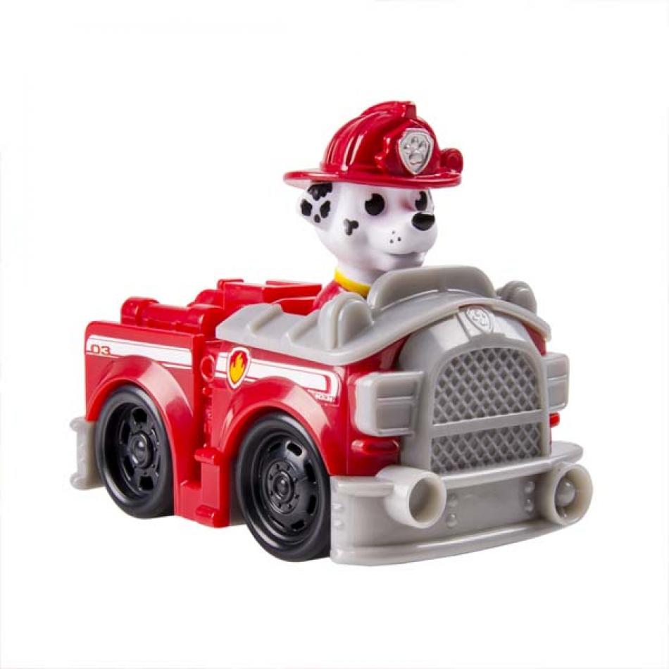 La Patrulla Canina Vehículo al Rescate - Marshall