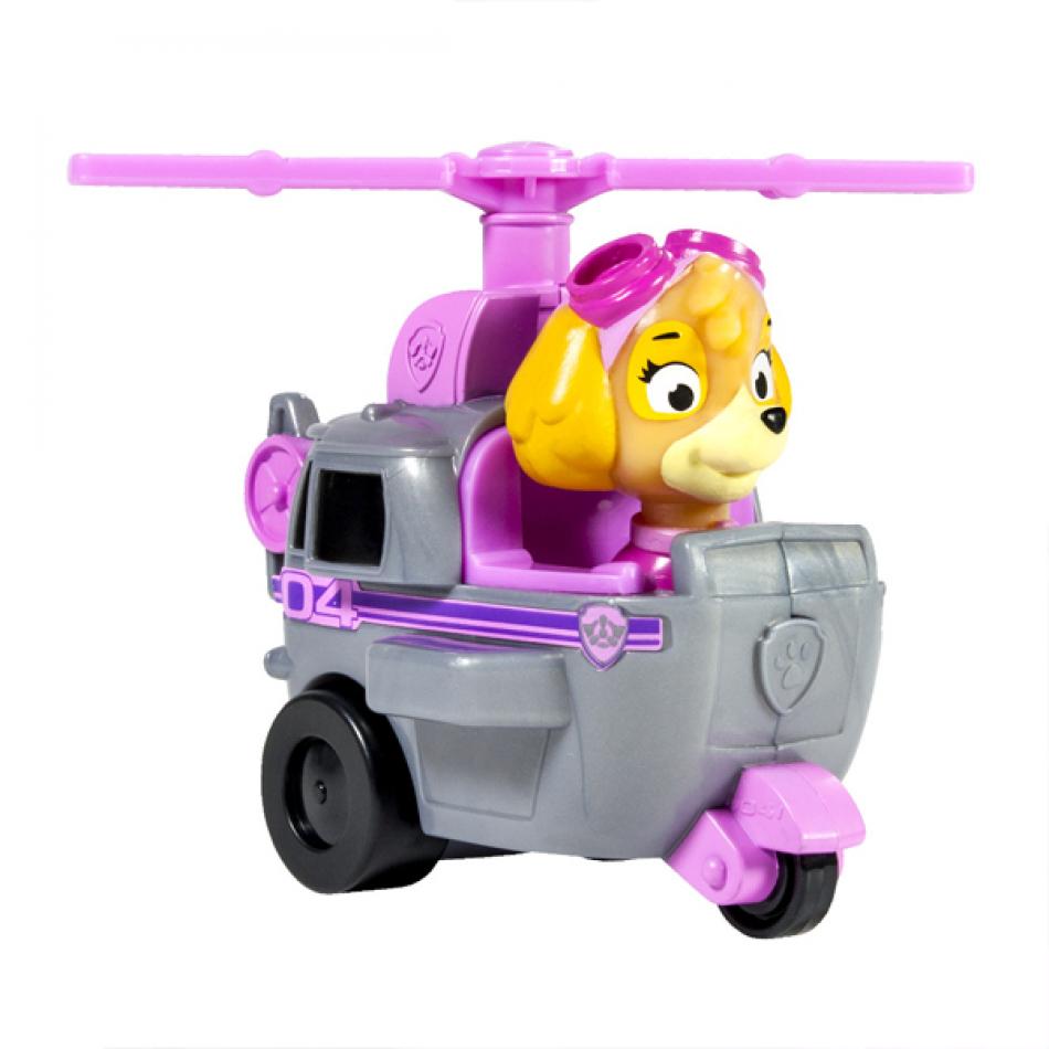 La Patrulla Canina Vehículo al Rescate - Skye