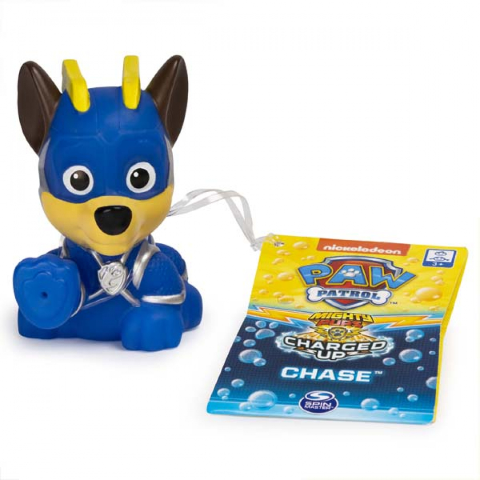 La Patrulla Canina Glup Glup Mighty Pups - Chase