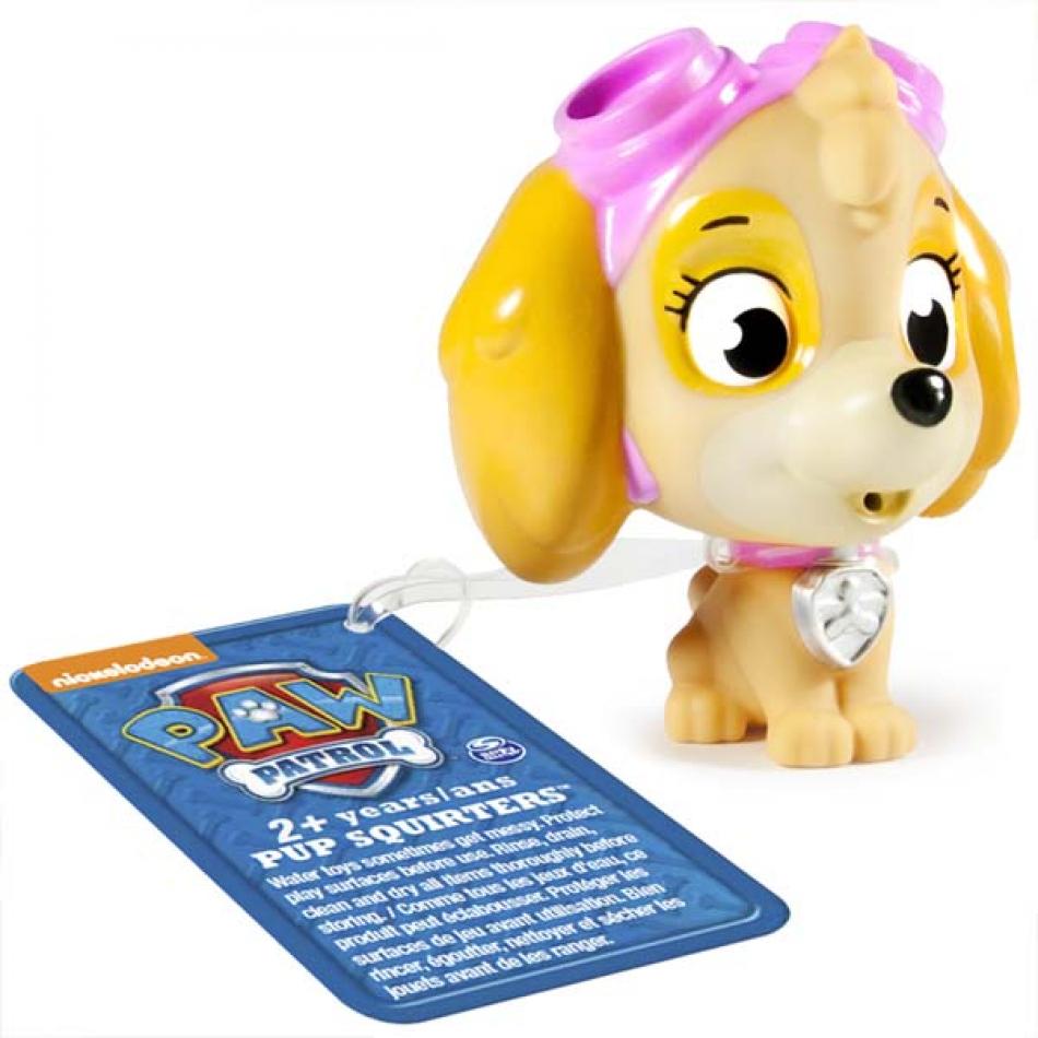 La Patrulla Canina Glup Glup - Skye