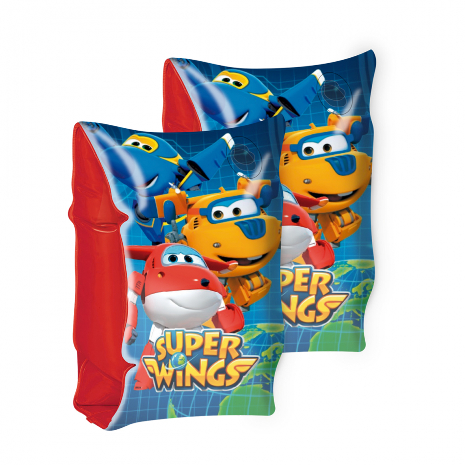 Manguitos Super Wings Jett, Donnie, Jerome