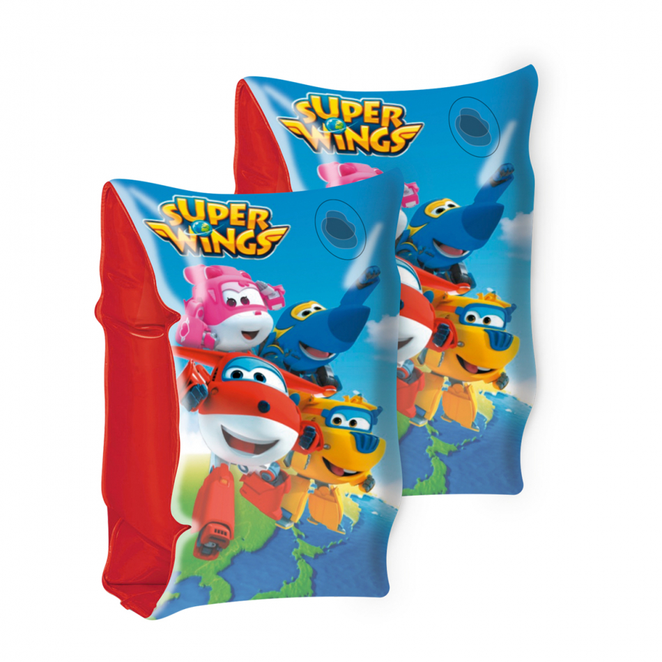Manguitos Super Wings Jett, Donnie, Jerome, Dizzy