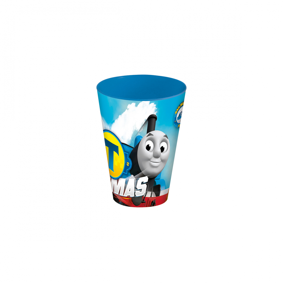 Vaso easy 430ml. Thomas y sus amigos