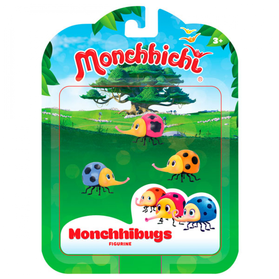 Monchhichibugs packs