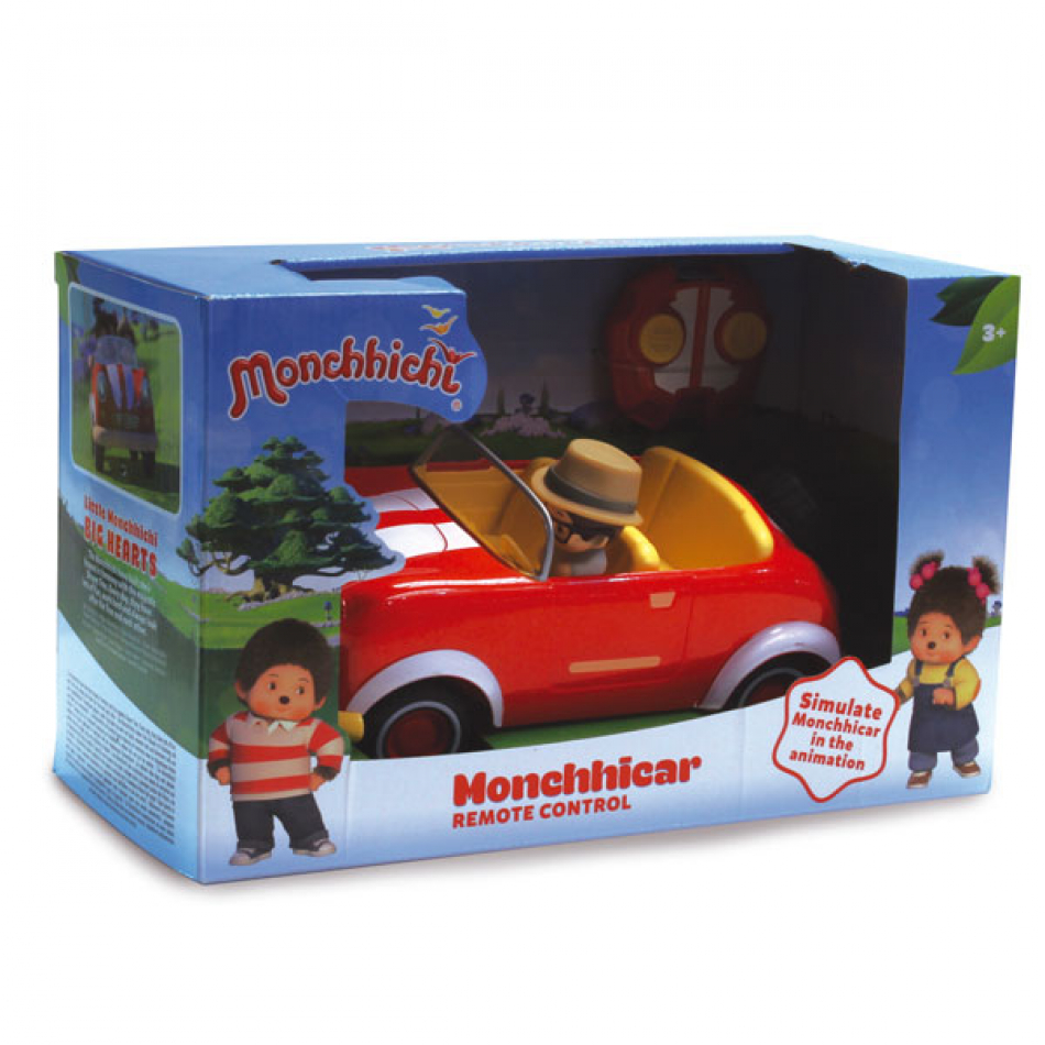 Monchhichicar (Radio Control)