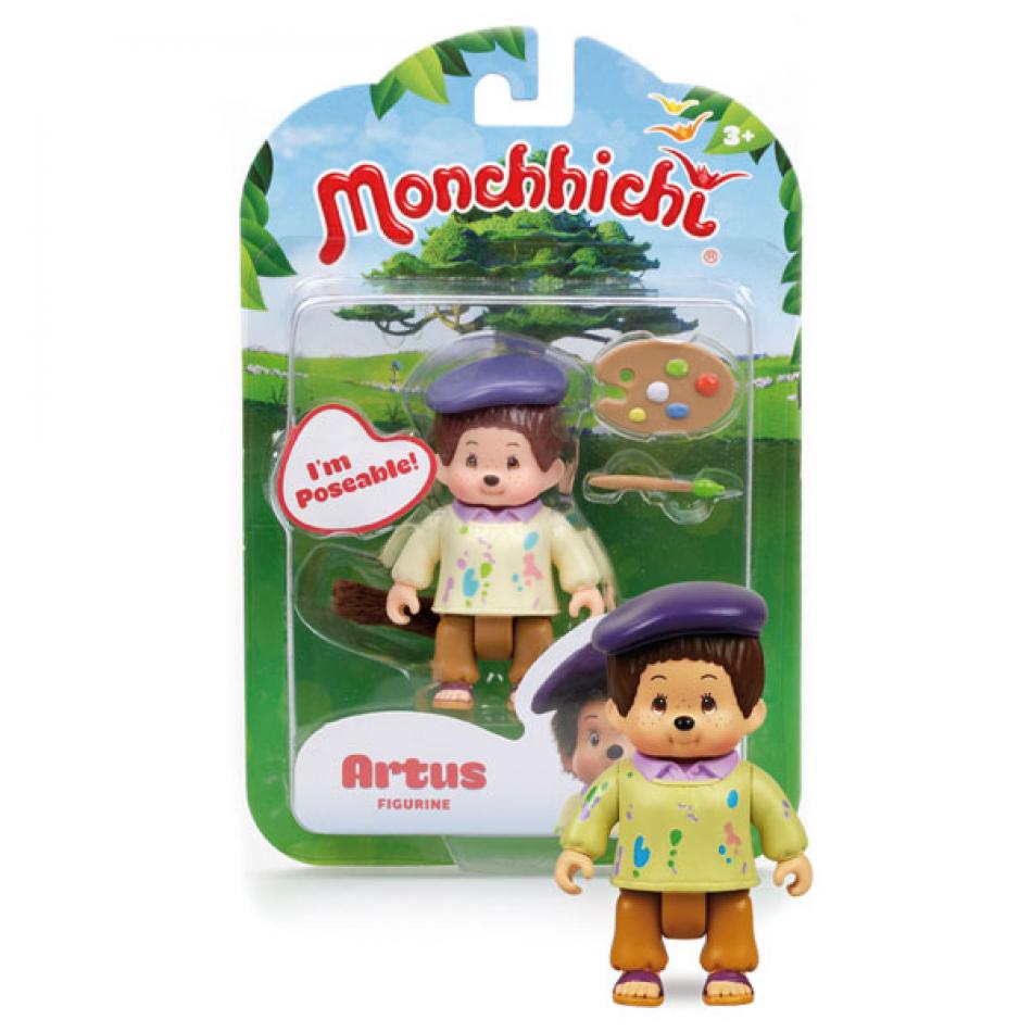 Figura Monchhichi modelo Artus