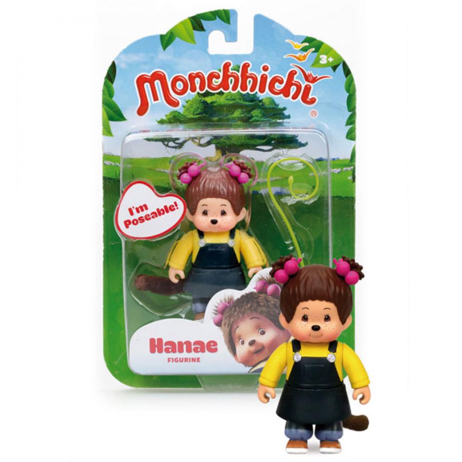 Figura Monchhichi modelo Hanae