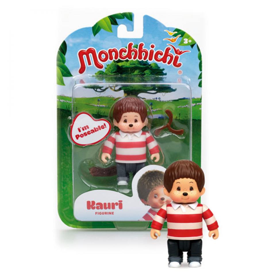 Figura Monchhichi modelo Kauri