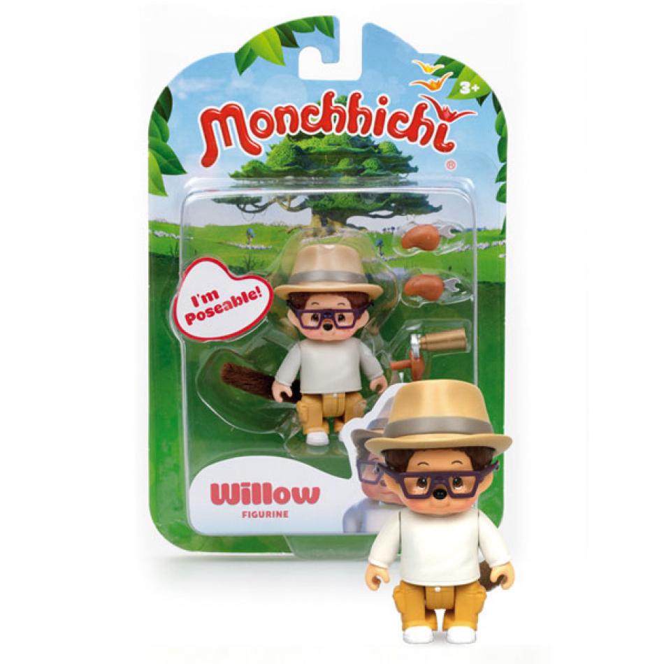 Figura Monchhichi modelo Willow