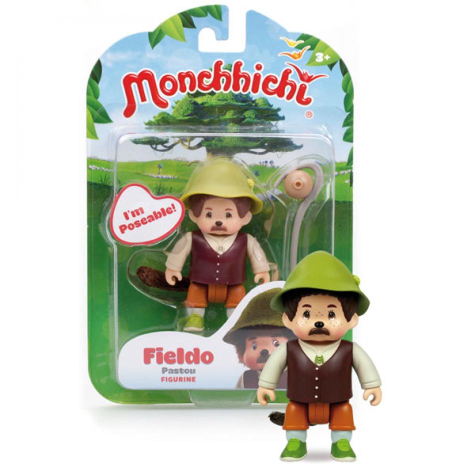 Figura Monchhichi modelo Fieldo