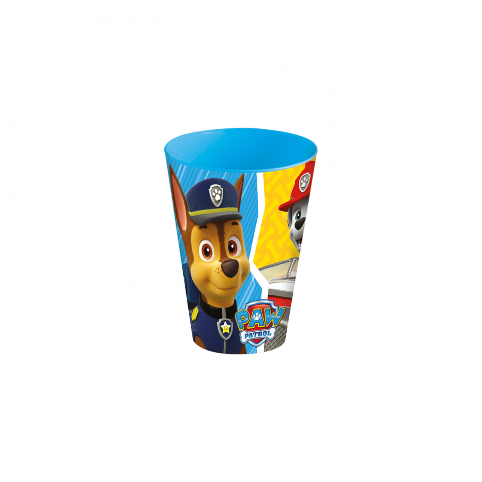Vaso easy 430ml. La Patrulla Canina Colours
