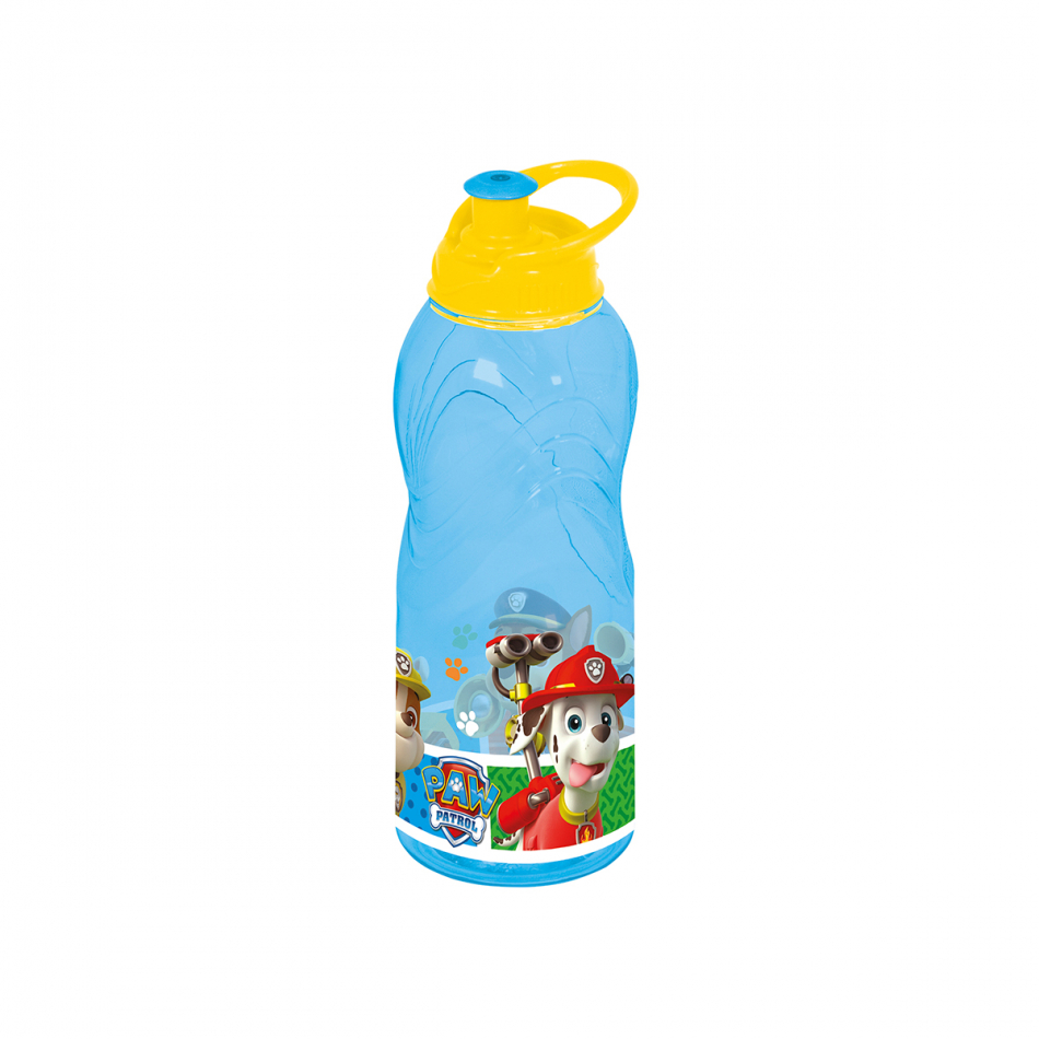 Botella tritan wave 400ml. La Patrulla Canina Colours