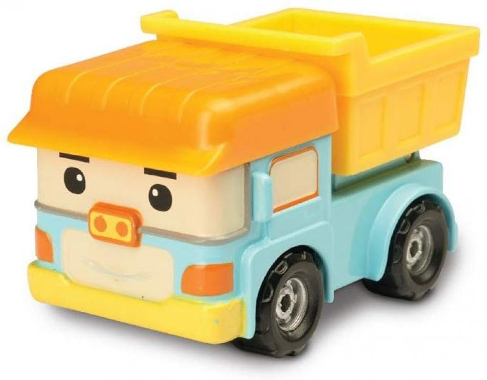 Vehículo en miniatura metálico - Modelo Dumpoo