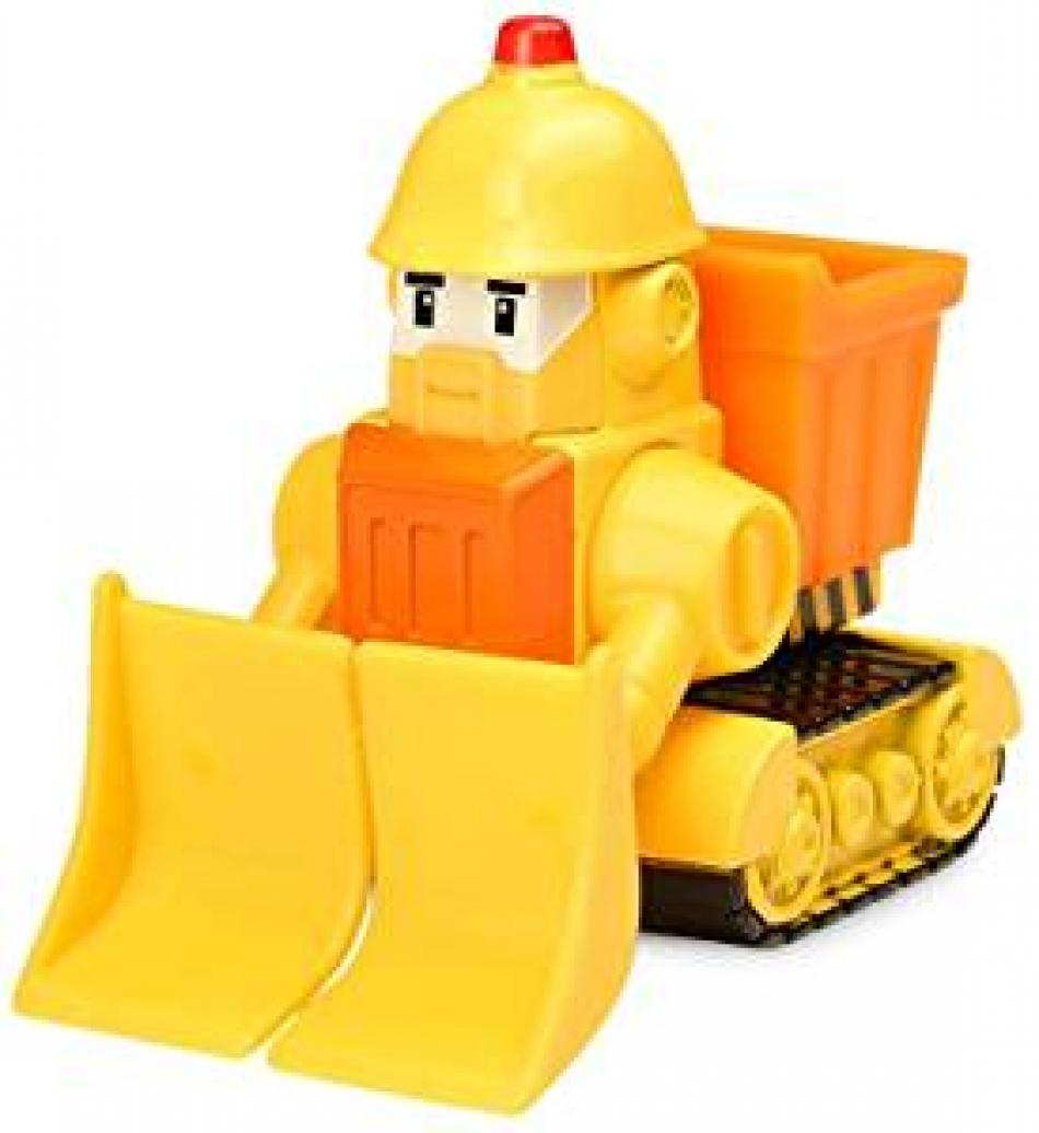 Vehículo en miniatura metálico - Modelo Bruner