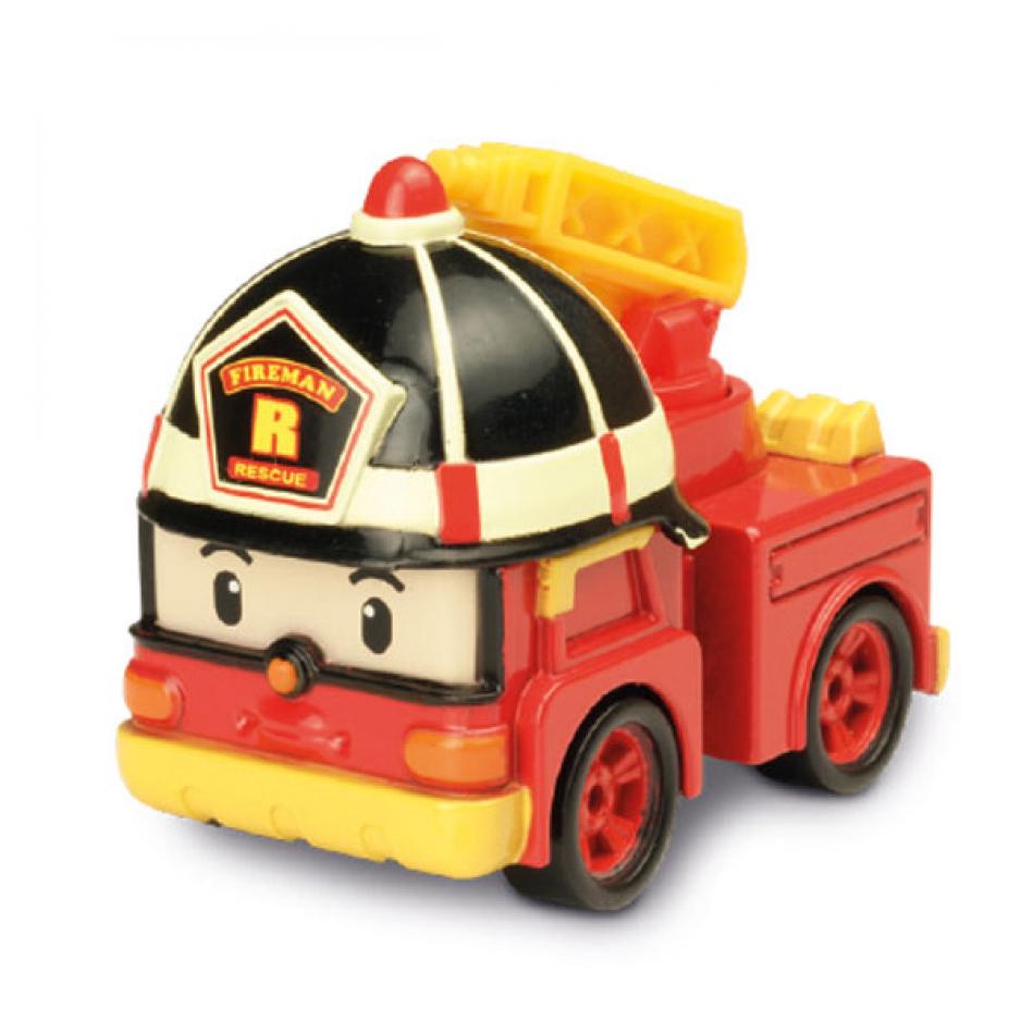 Vehículo en miniatura metálico - Modelo Roy