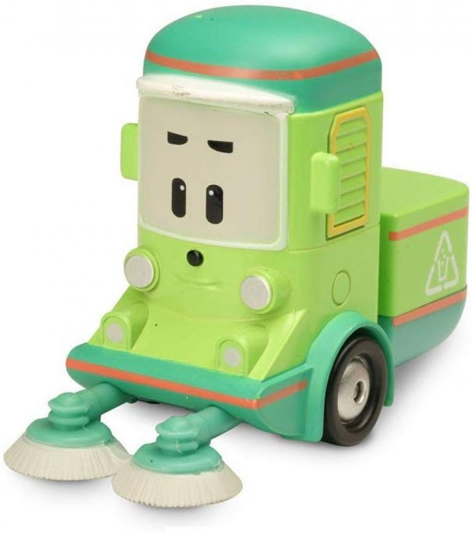 Vehículo en miniatura metálico - Modelo Cleany