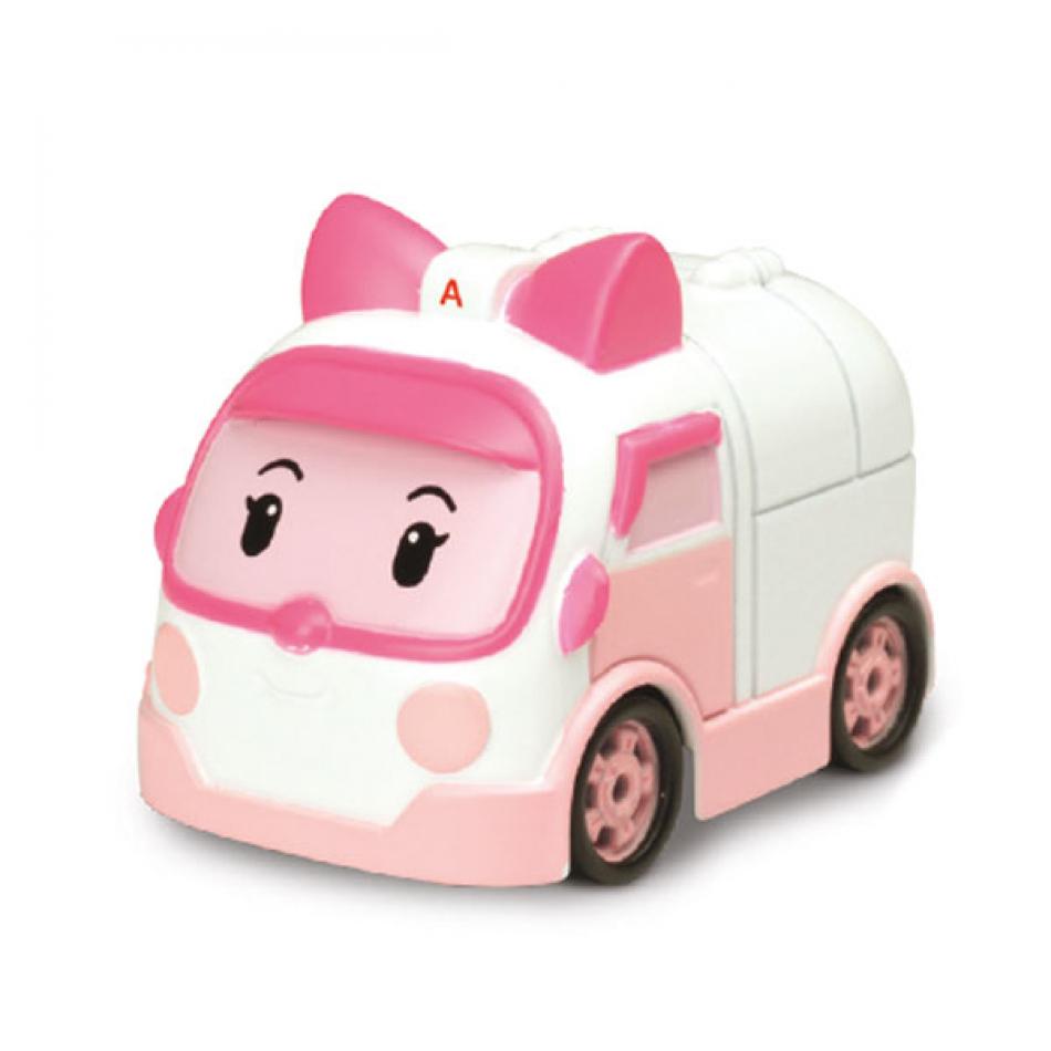 Vehículo en miniatura metálico - Modelo Amber