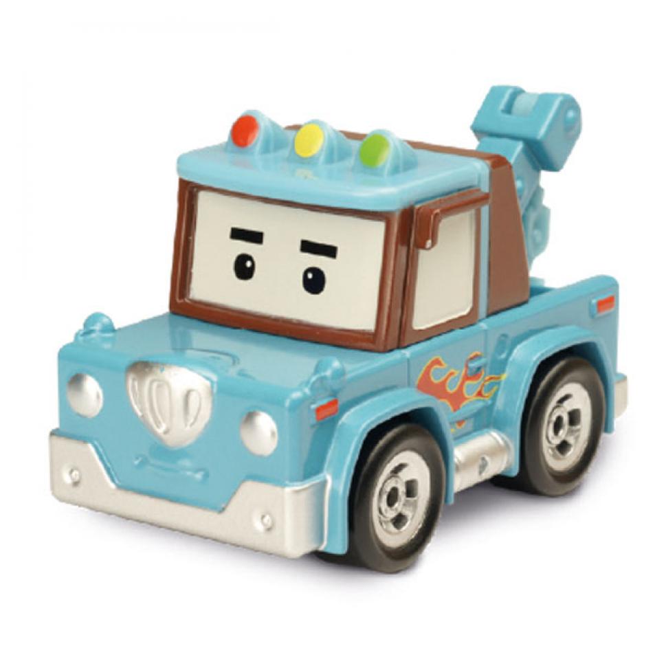 Vehículo en miniatura metálico - Modelo Spooky