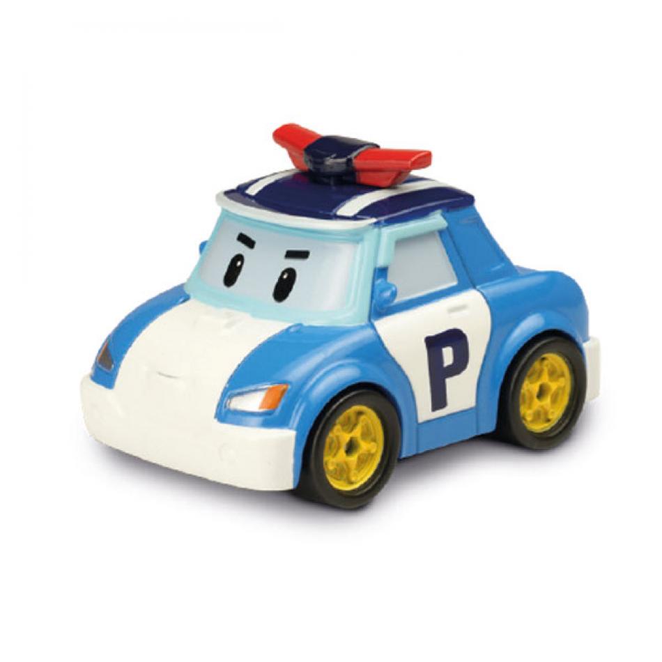 Vehículo en miniatura metálico - Modelo Poli