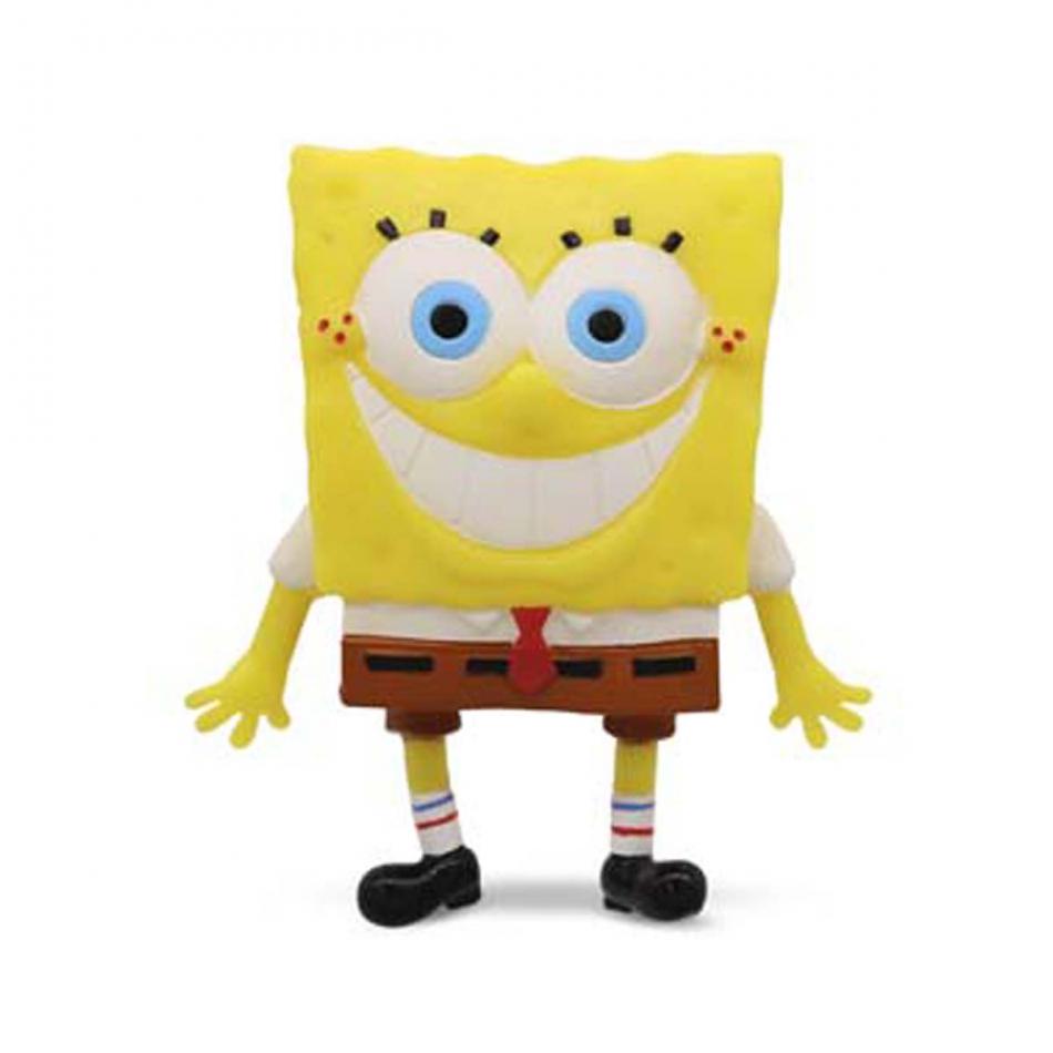 Figuras Estrujables Bob Esponja - Modelo Bob Esponja A