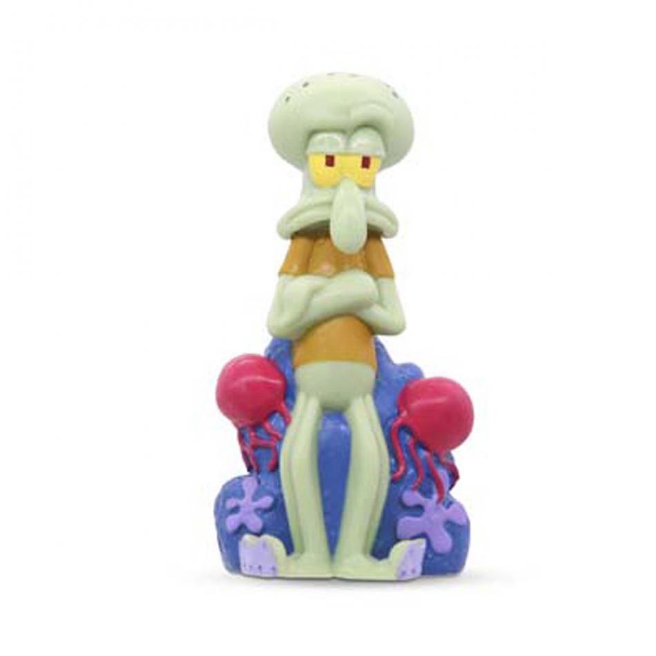 Figuras Estrujables Bob Esponja - Calamardo
