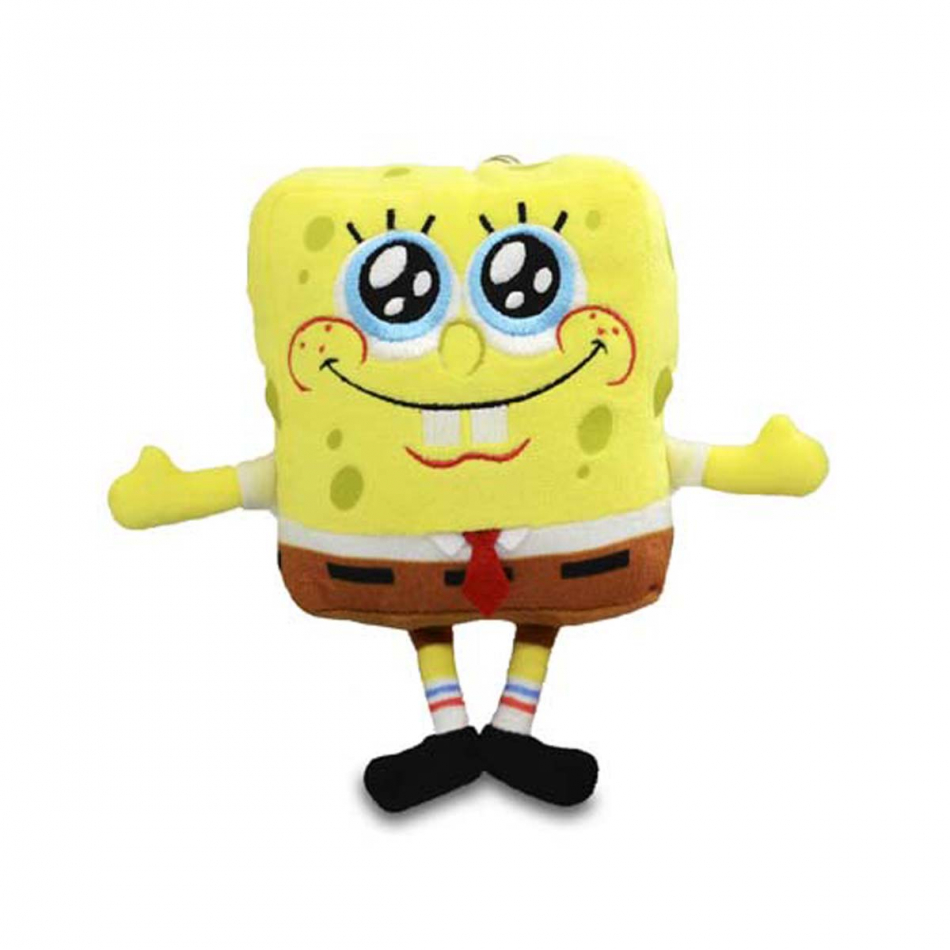 Mini Peluche Bob Esponja - Bob Esponja B (Ojitos)