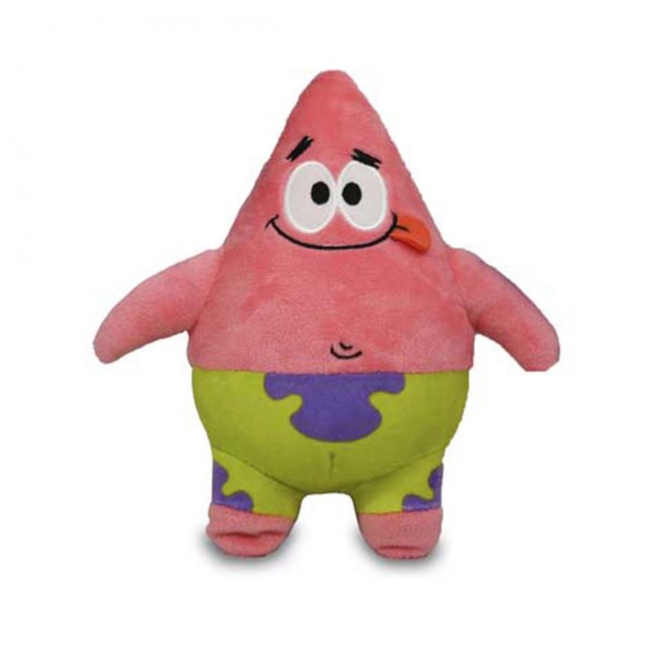 Mini Peluche Bob Esponja - Patricio