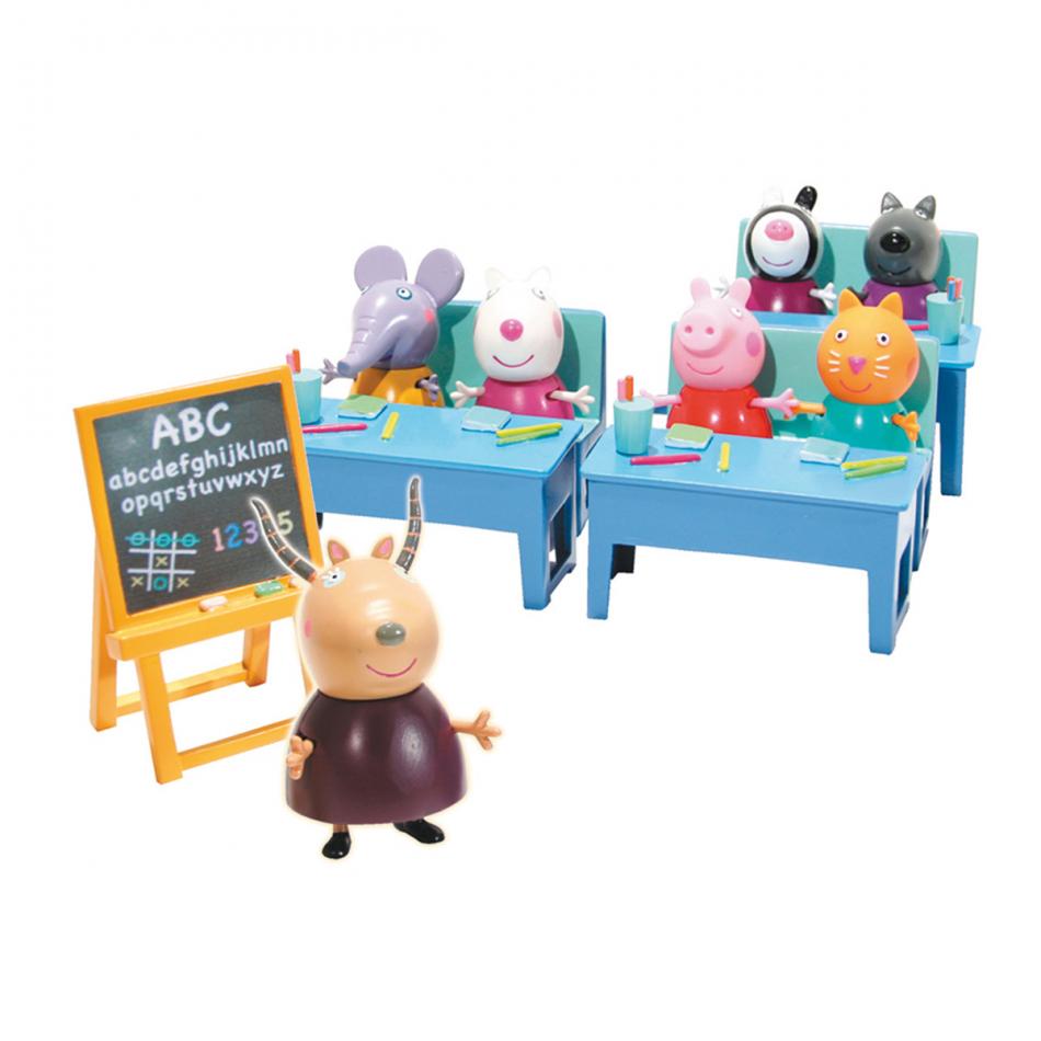 ¡Vamos Al Cole Con Peppa Pig! Escuela de Peppa Pig