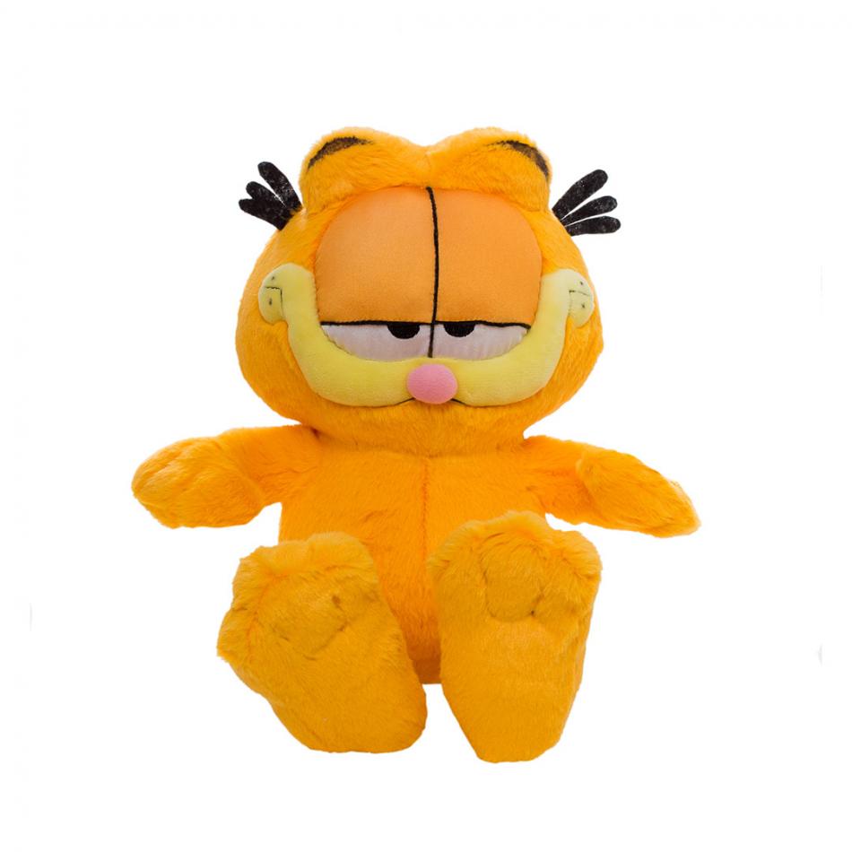 Peluche Garfield sentado 24 cm