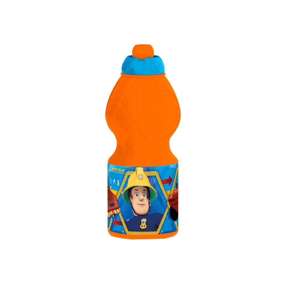 Botella sport 400ml. Sam el Bombero