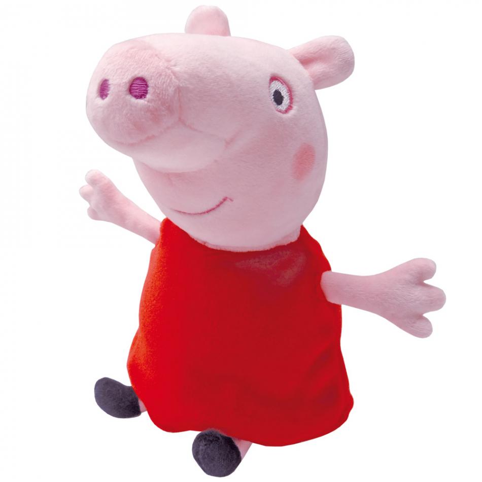 Peluche 23 cm. Peppa Pig