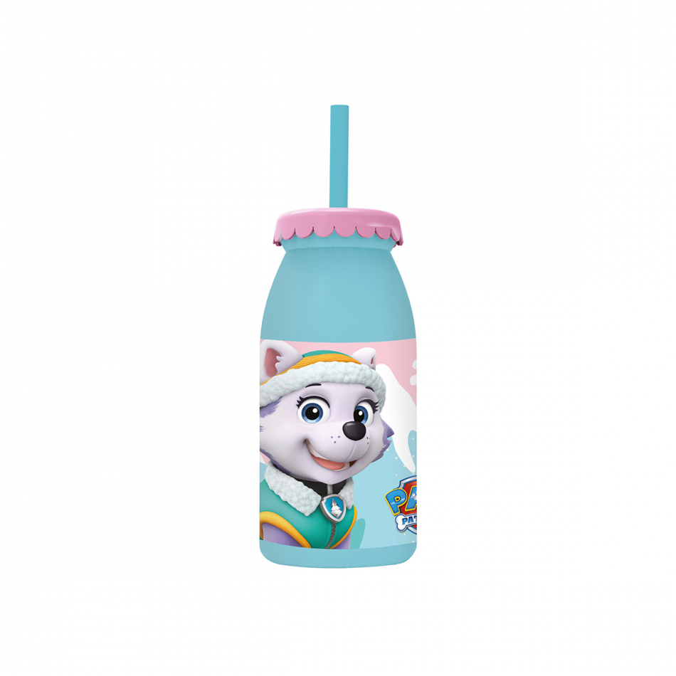 Botella leche 300ml. La Patrulla Canina Girl