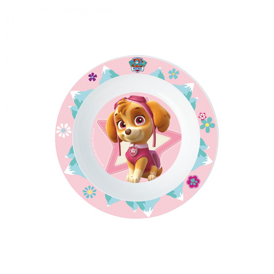 Cuenco micro kids La Patrulla Canina Girl