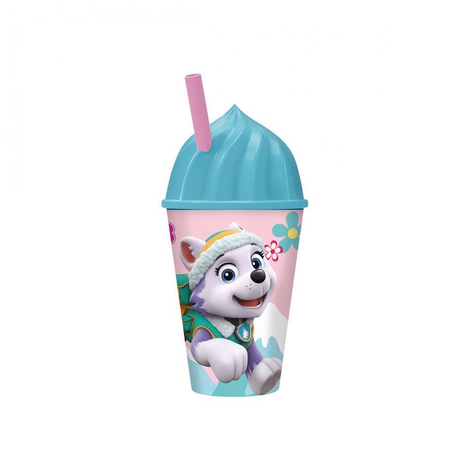 Vaso helado 430ml. La Patrulla Canina Girl