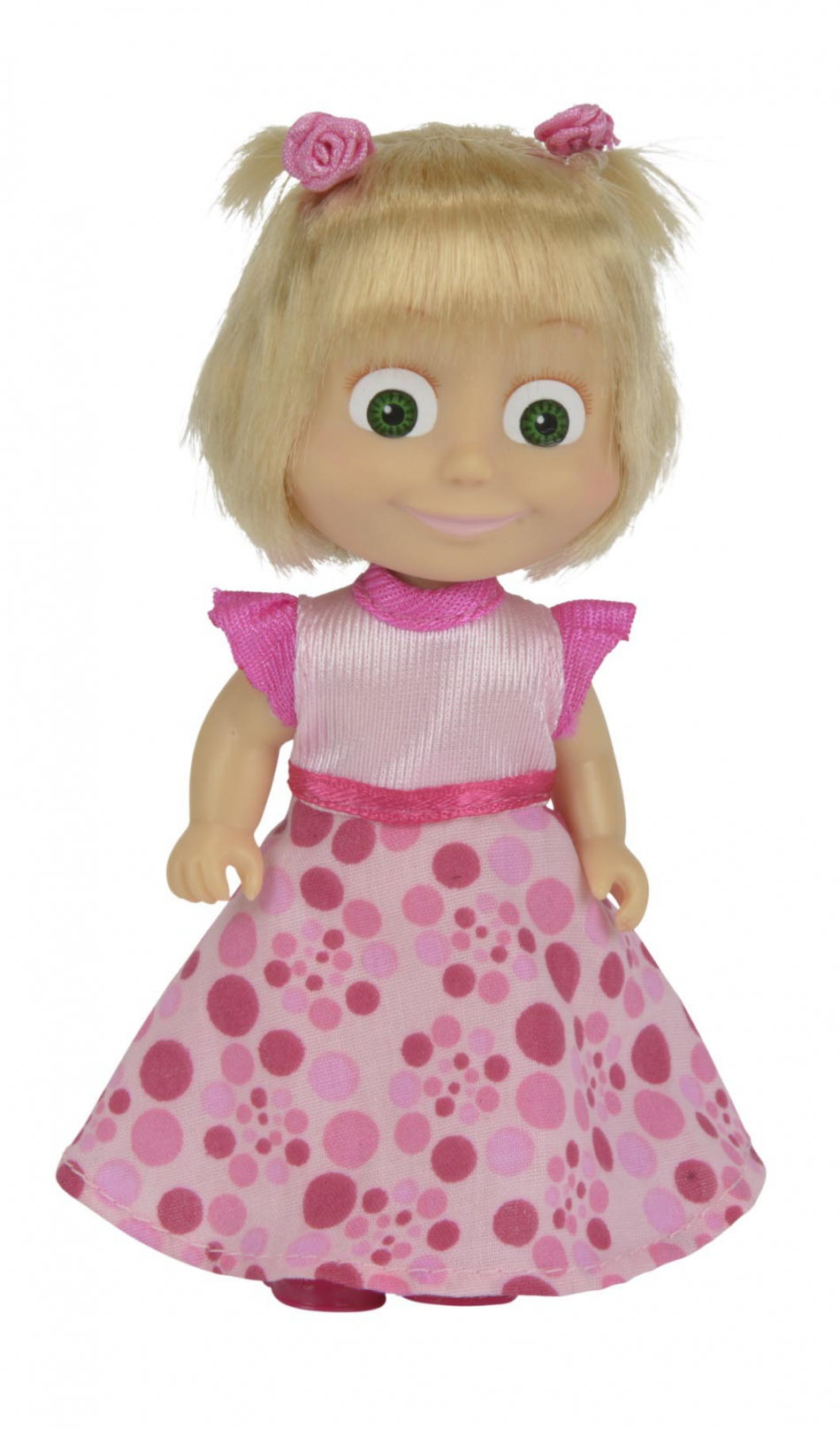 Masha y el Oso - Muñeca 12cm disfraz vestido