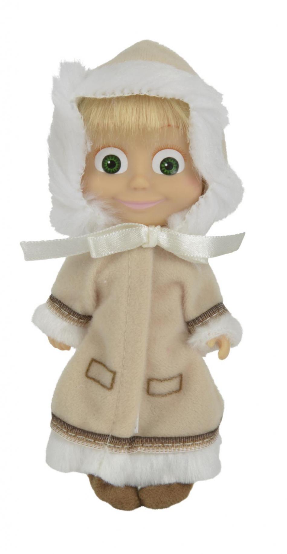 Masha y el Oso - Muñeca 12cm disfraz esquimal