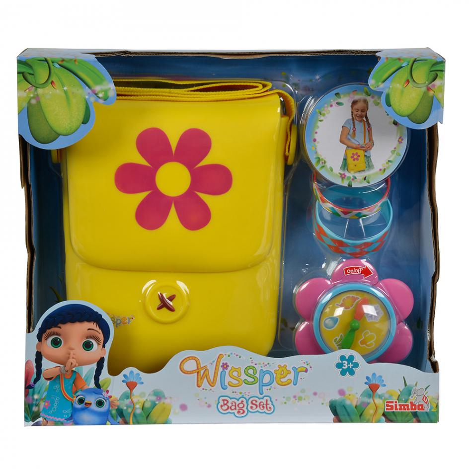 Wissper - Bolso de Wissper con accesorios