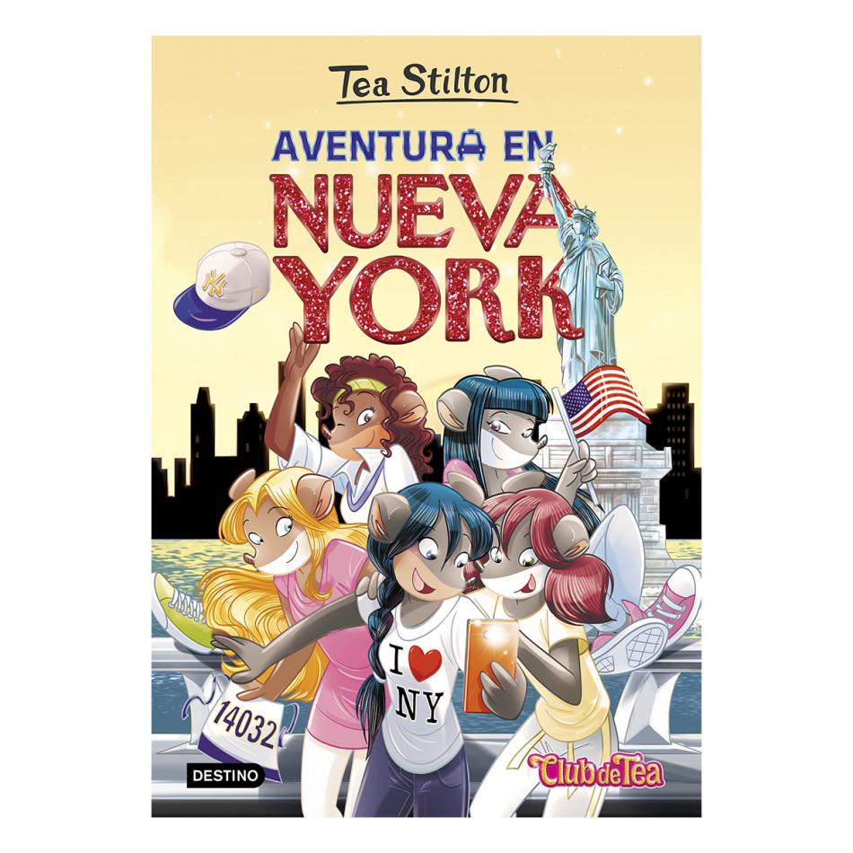 Tea Stilton. Aventura en Nueva York