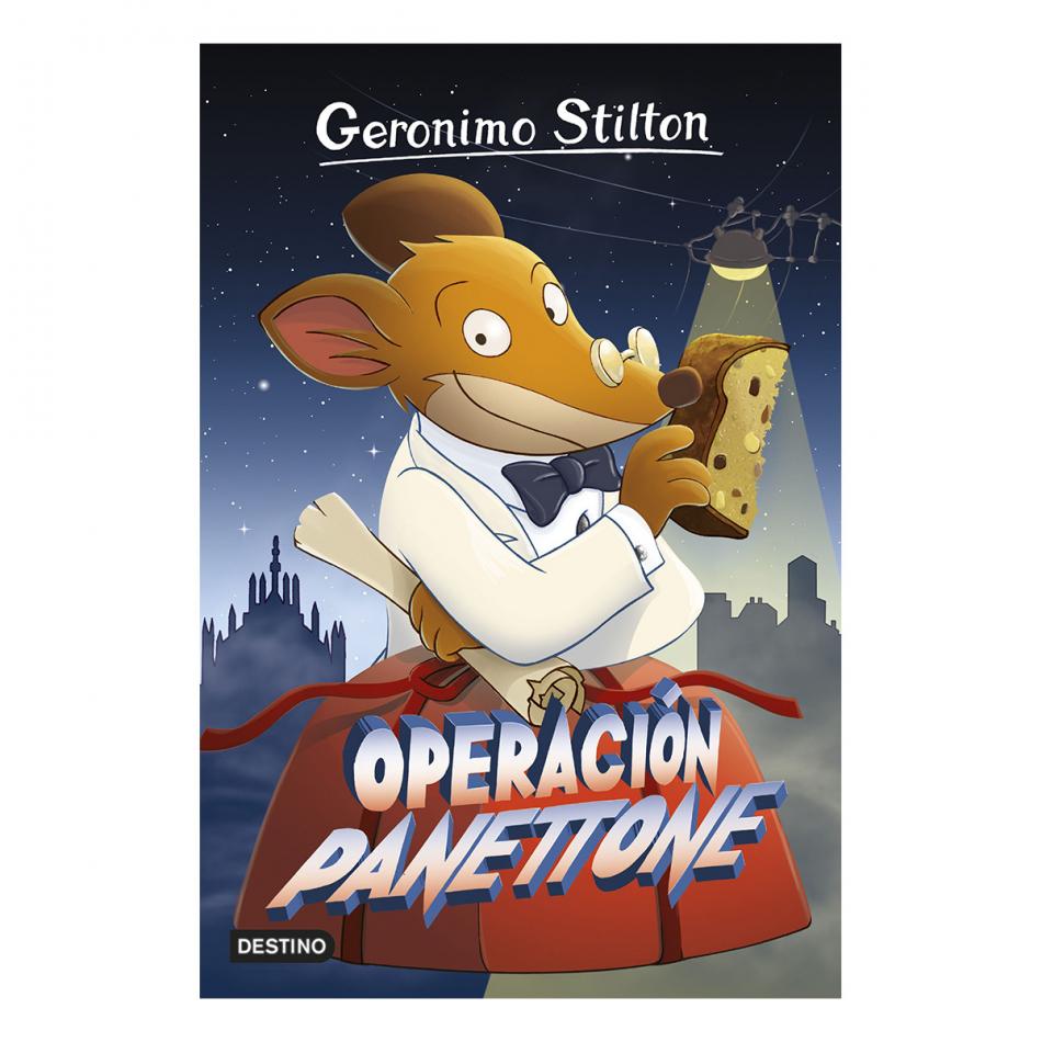 Gerónimo Stilton. Operacion panettone