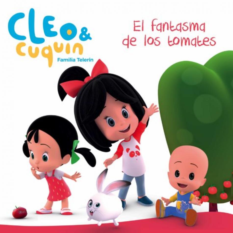 Cleo y Cuquin. El fantasma de los Tomates.