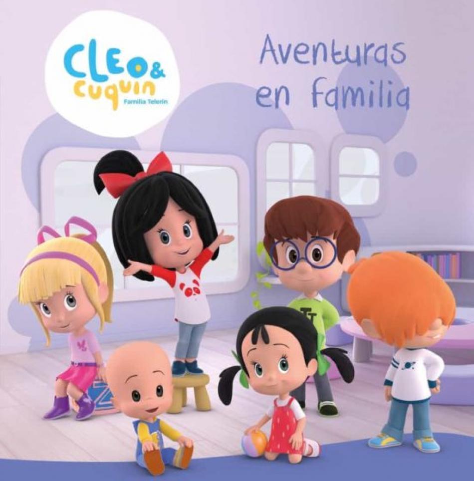 Cleo y Cuquin. Aventuras en Familia.