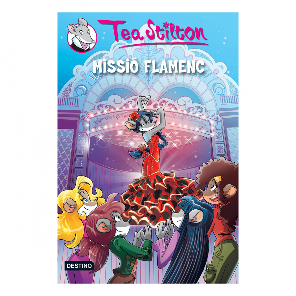 Tea Stilton. Missió flamenc