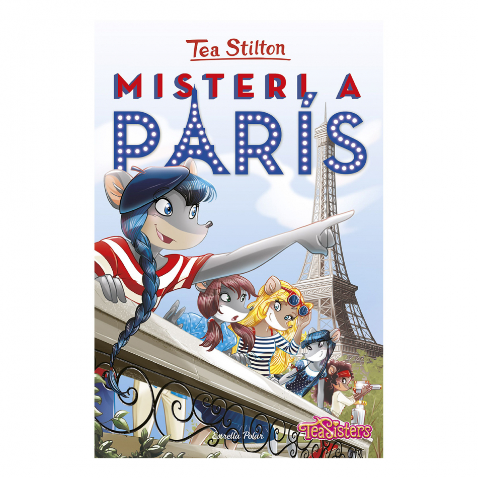 Tea Stilton. Misteri a Paris