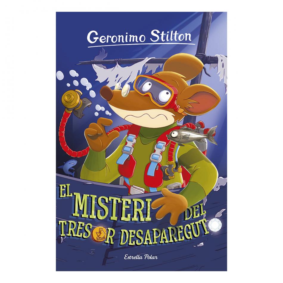Geronimo Stilton.El misteri del tresor desaparegut