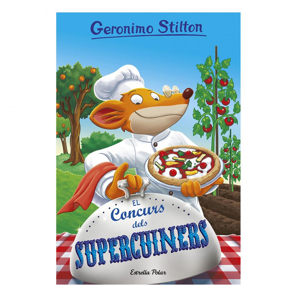 Geronimo Stilton. El concurs dels supercuiners