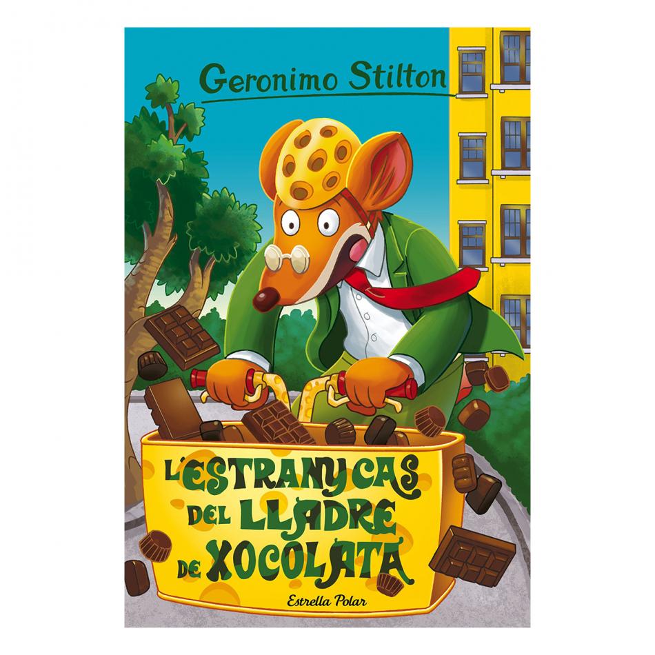 Geronimo Stilton. L estrany cas del lladre de xocolata
