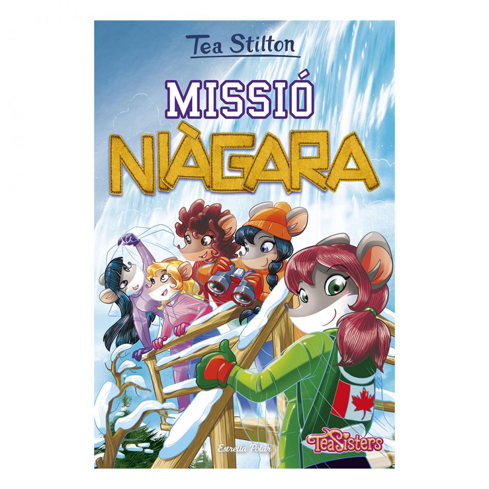 Tea Stilton. Missió Niagara